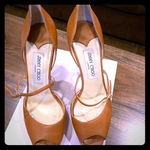 Jimmy Choo Mary Jane Pumps